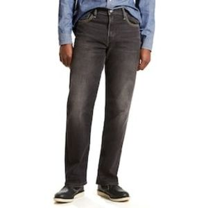 Levi's 569 Loose Straight Jeans Grey Wash 30 x 30